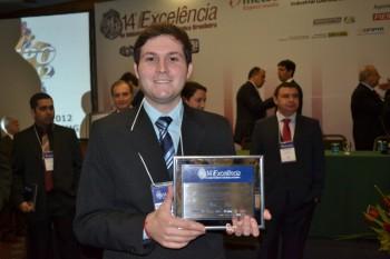 Projeto das Empresas Rio Deserto recebe prêmio nacional