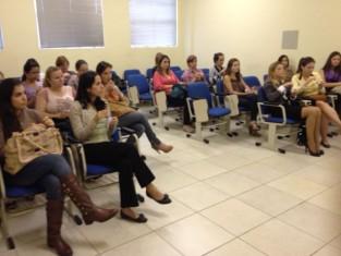 Colaboradoras da Rio Deserto participam de evento especial