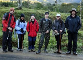 Expedição Aguaí reúne pesquisadores na reserva biológica