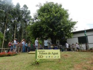 Felinos do Aguaí inaugura Centro de Educação Ambiental