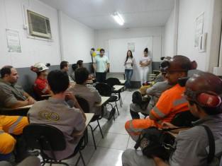 Empresas Rio Deserto promovem campanha de prevenção à saúde nas unidades
