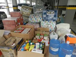 Empresas Rio Deserto mobilizam campanha para ajudar Xanxerê e região