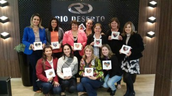 Empresas Rio Deserto homenageiam as suas colaboradoras no dia das mães