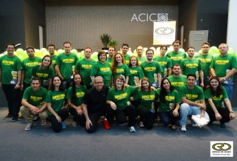 Steven Dubner encerra SIPAT das Empresas Rio Deserto