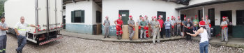 Kits garantem ainda mais alegria ao Natal dos colaboradores