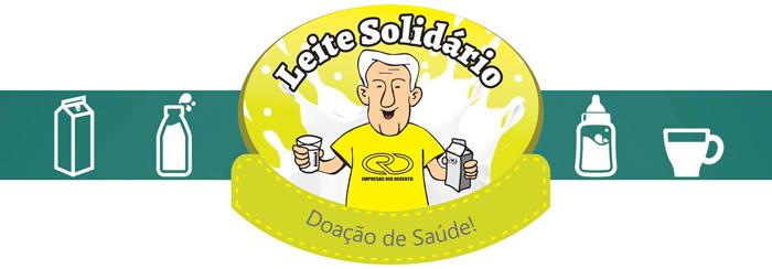 Colaboradores das unidades participam do Projeto Leite Solidário