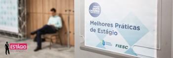 Unidade Metalúrgica é classificada a 2ª etapa no Prêmio Estadual de Melhores Práticas de Estágio IEL (FIESC)
