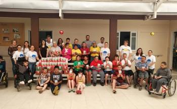 Em três meses, mais de 1 mil litros de leite são doados pelo Projeto Leite Solidário