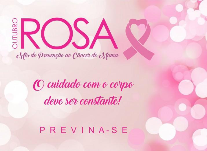 Outubro Rosa RD - 2018