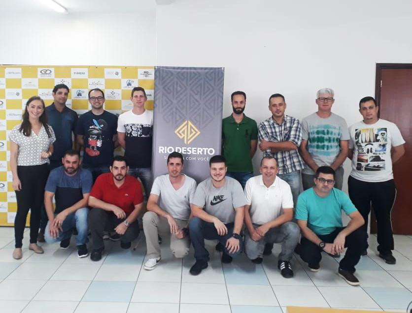 Programa de Desenvolvimento de Líderes: capacitação reúne colaboradores da Unidade Metalúrgica, da Rio Deserto