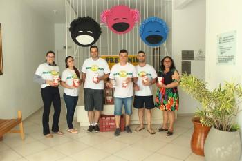 Projeto Leite Solidário: doação de leite beneficiou 18 entidades e várias famílias em 2019