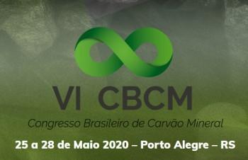 Projetos da Rio Deserto serão apresentados no VI Congresso Brasileiro de Carvão Mineral
