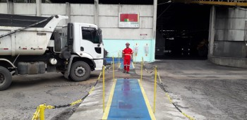 Entorno da planta de beneficiamento da Unidade de Extração Mina 101, da Rio Deserto, recebe melhorias