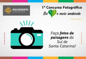 Inscrições para Concurso Fotográfico da Rio Deserto são prorrogadas