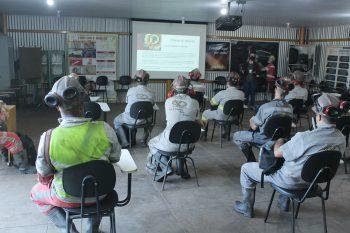 Saúde: lanche disponibilizado aos mineiros de subsolo será mais nutritivo