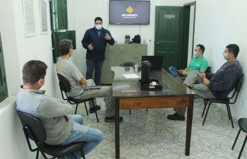 Supervisores da Rio Deserto recebem treinamento sobre atuação durante pandemia do novo coronavírus (Covid-19)