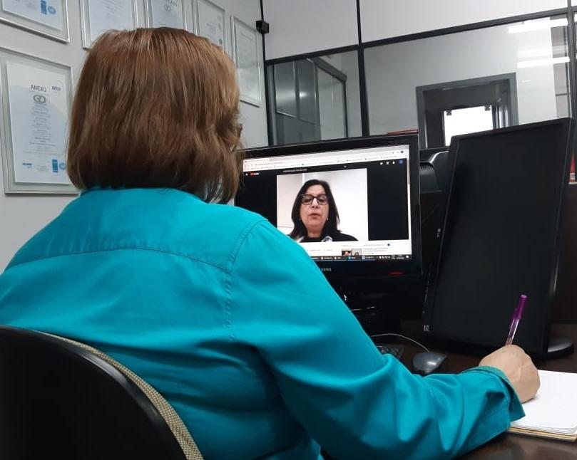 Palestra on-line, promovida pelo Núcleo Catarinense de CCQ, ressalta importância da comunicação nas empresas
