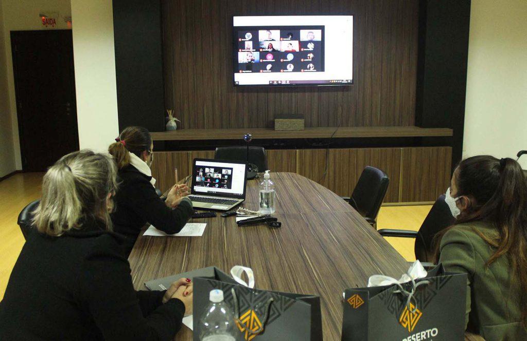 Realizado de forma on-line, 8º Encontro de Estagiários, da Rio Deserto, desafia profissionais a desenvolverem novas habilidades