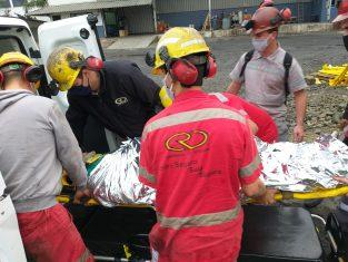 Simulado de Emergência reforça conhecimento de brigadistas e colaboradores da Unidade de Extração Mina 101, da Rio Deserto