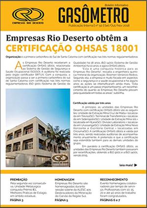 Gasômetro Ed.50 2018
