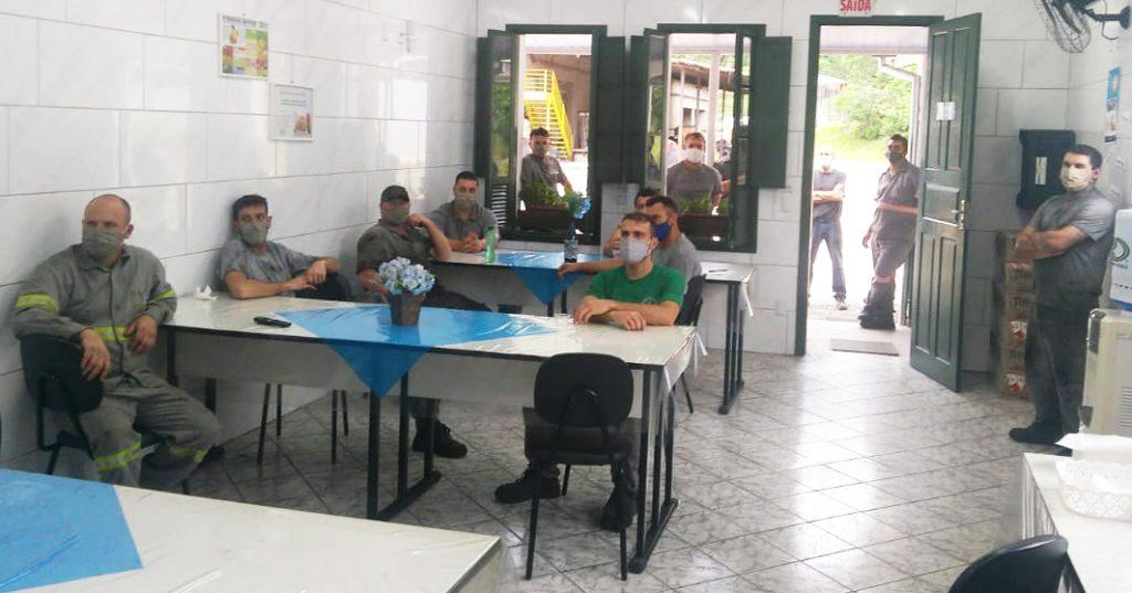 Novembro Azul: saúde do homem foi destaque durante DDSS, nas unidades da Rio Deserto