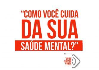 Campanha Janeiro Branco reforça importância da atenção com a saúde mental