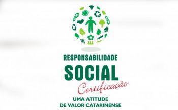 Rio Deserto é recomendada, pela 10ª vez, à Certificação de Responsabilidade Social da ALESC